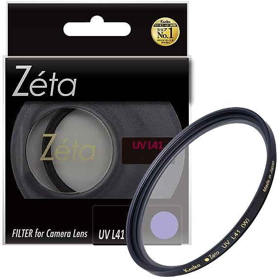 Kenko 67mm Zeta L41 UV ZR Coated Slim Frame Camera Lens Filters Accessories