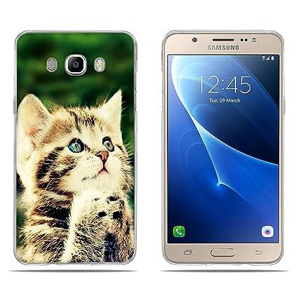 DIKAS Funda Samsung Galaxy J7 2016, Carcasa Samsung Galaxy ...