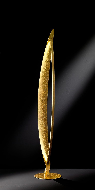 Wofi 3546 01 15 7000 Lampadaire Metal 18 W Goldfarbig