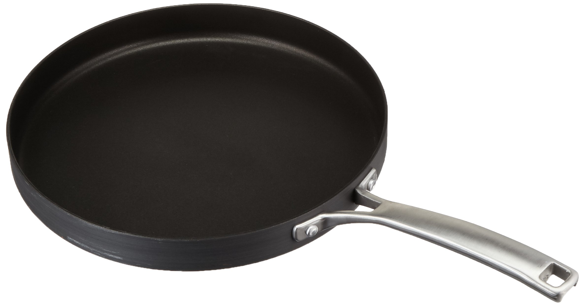 Calphalon 1943334 Classic Nonstick Round Griddle, 12'', Grey by Calphalon (Image #1)