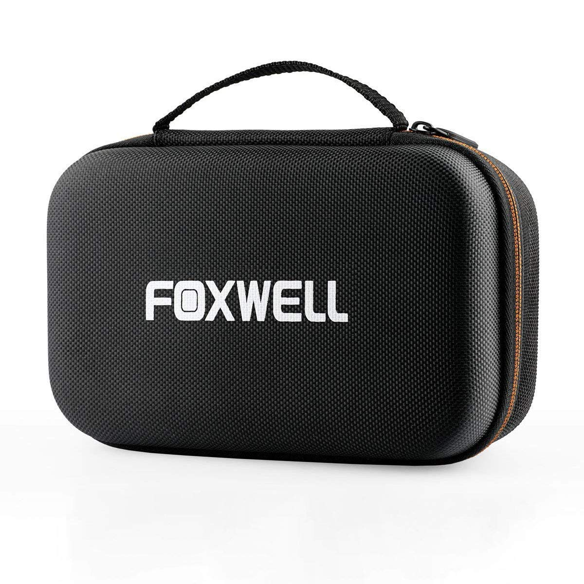 FOXWELL Original Protective Carring Storage Bag for NT201 NT301 NT301 Plus NT630 Plus OBD2 OBD II Automotive Code Reader Hard Case for OM126P AL319 Launch V+ V Plus