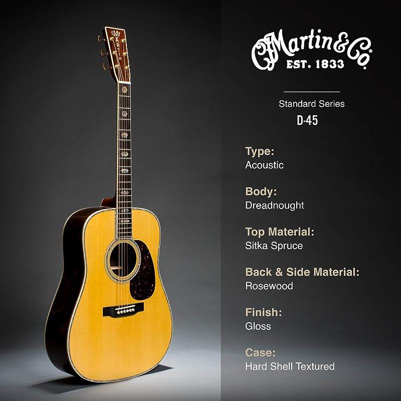 Martin D-45