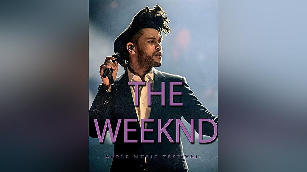 The Weeknd - Apple Music Festival