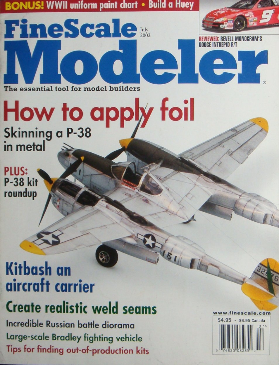 Read Online Fine Scale Modeler - Vol. 20,  No. 6,  July  2002 PDF