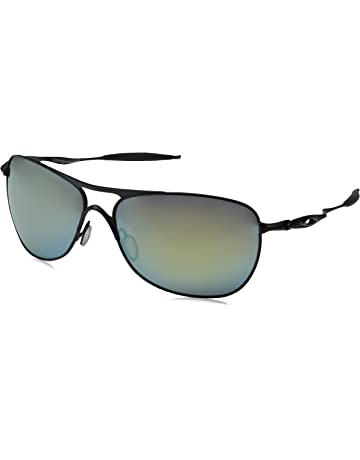 913139ddd6e Oakley Crosshair Sunglasses Chrome   VR28 Black Ir