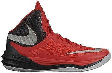 3b3b3b074bd6 ... Nike Mens Prime Hype DF II Unvrsty RdRflct SlvrBlkWlf Basketball ...
