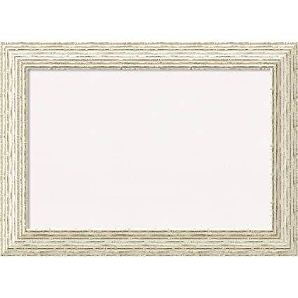 Amazon.com: Amanti Art Framed Cork Board Cape Cod White Wash: Outer ...