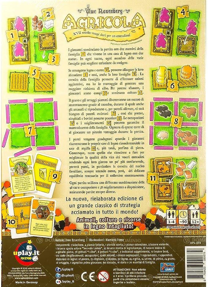 Uplay grcl – Juegos Agricola: Amazon.es: Juguetes y juegos