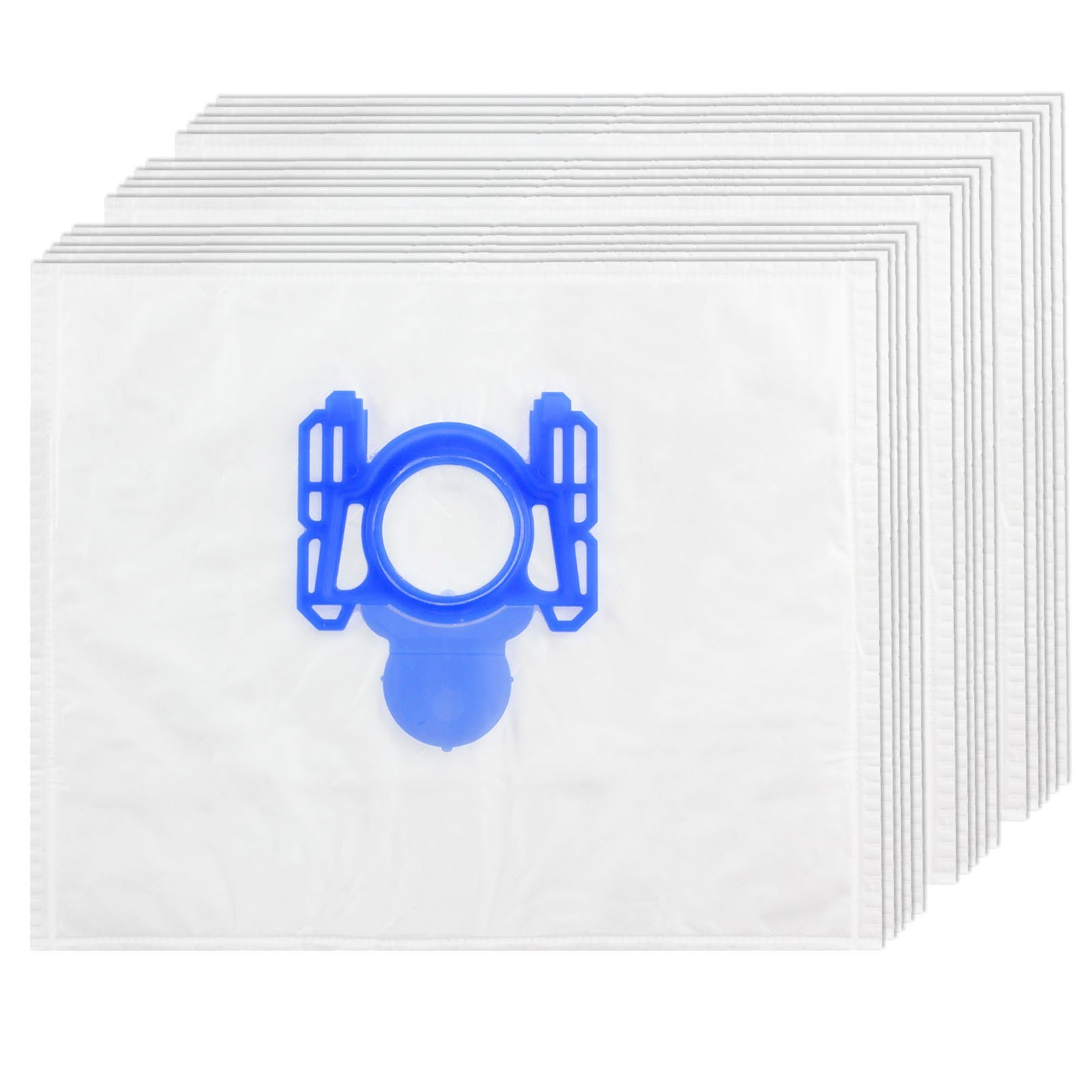 Spares2go Microfibre Cloth Bags For Progress Vacuum Cleaner (Pack of 15) by Spares2go