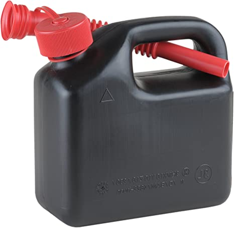 H/ünersdorff Supporto per tanica per tanica Carburante in Metallo da 20 Litri