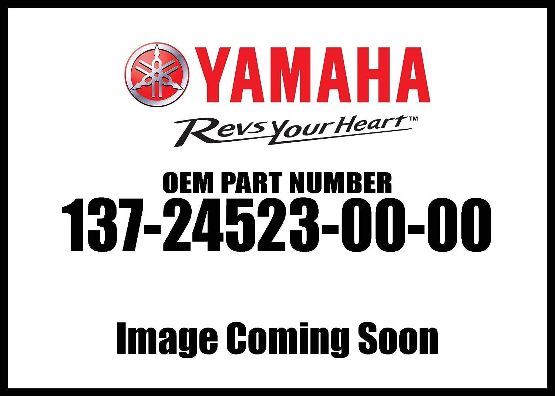 Yamaha 137-24523-00-00 VALVE/GASKET; 137245230000