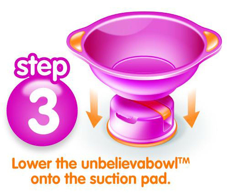 Vital Innovations 492041 Unbelievabowl Orange