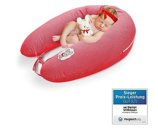 138 opinioni per Qualità bambino cuscino gravidanza di cura di Sei Design 170 x 30cm, riempimento