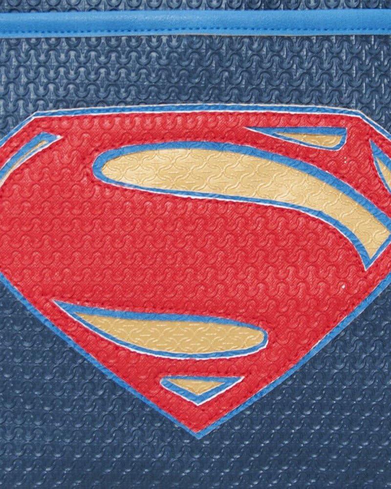 Superman Logo Messenger Bag Batman v Superman