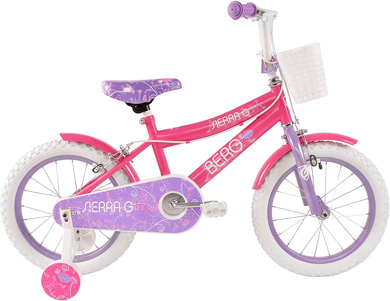 Berg Bicicleta Sierra G 160 V2 PK/Vi_Cy Rosa/Violeta: Amazon.es: Deportes y aire libre
