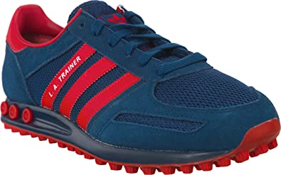 adidas Originals LA Trainer Mens Running Trainers Sneakers (UK 4 US 4.5 EU  36 2 a0fc852008