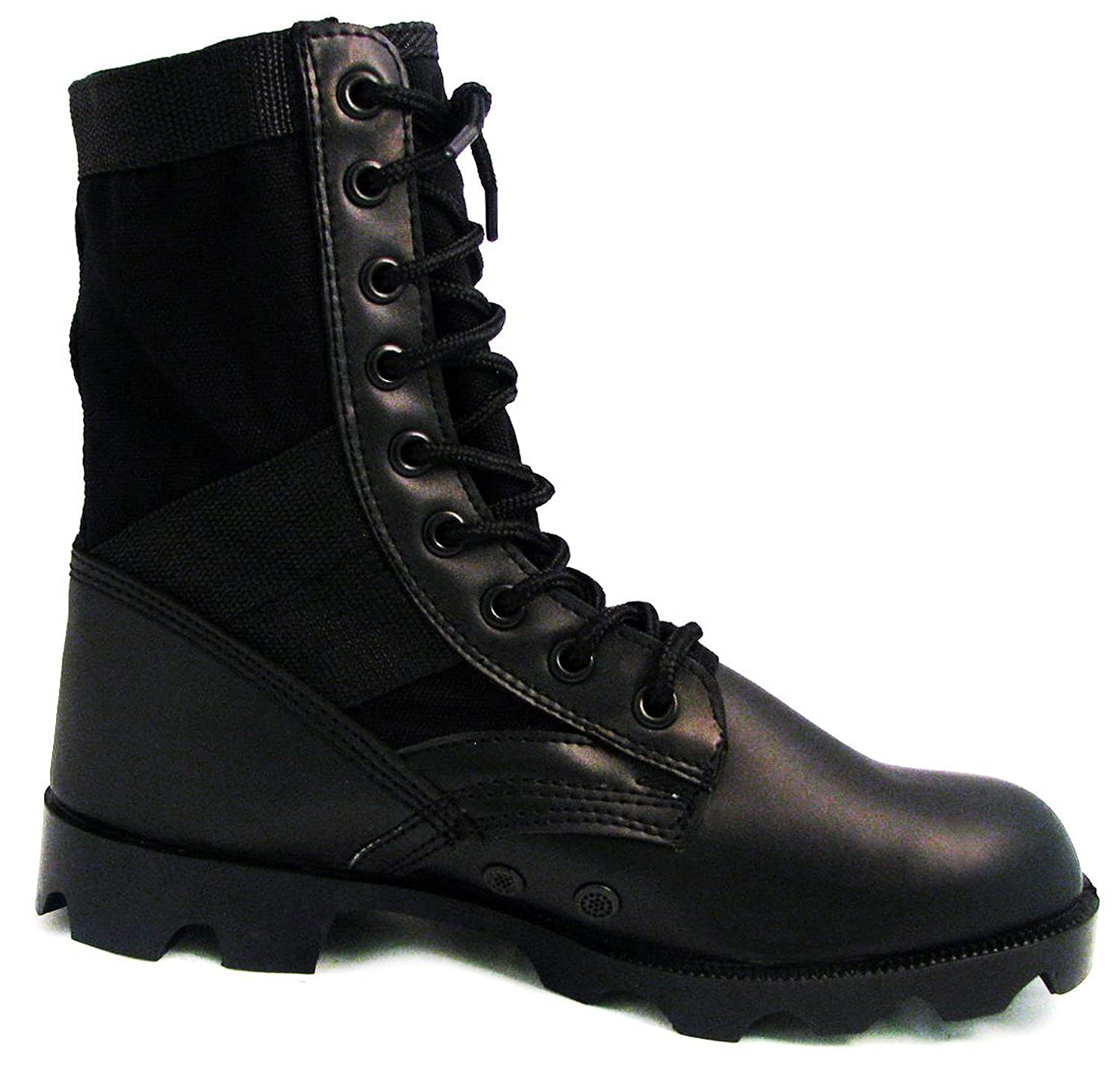 Men s Jungle Boots G.I. Type Lace up Tactical Combat Military Work Shoes  Width  Wide (W or 2E) aebfafcd055