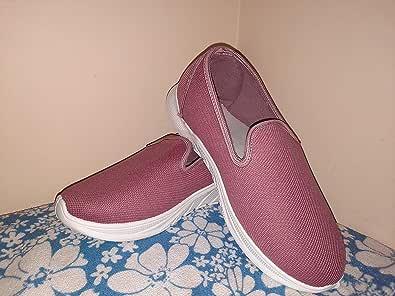 حذاء سهل الارتداء للنساء - كشمير - 37