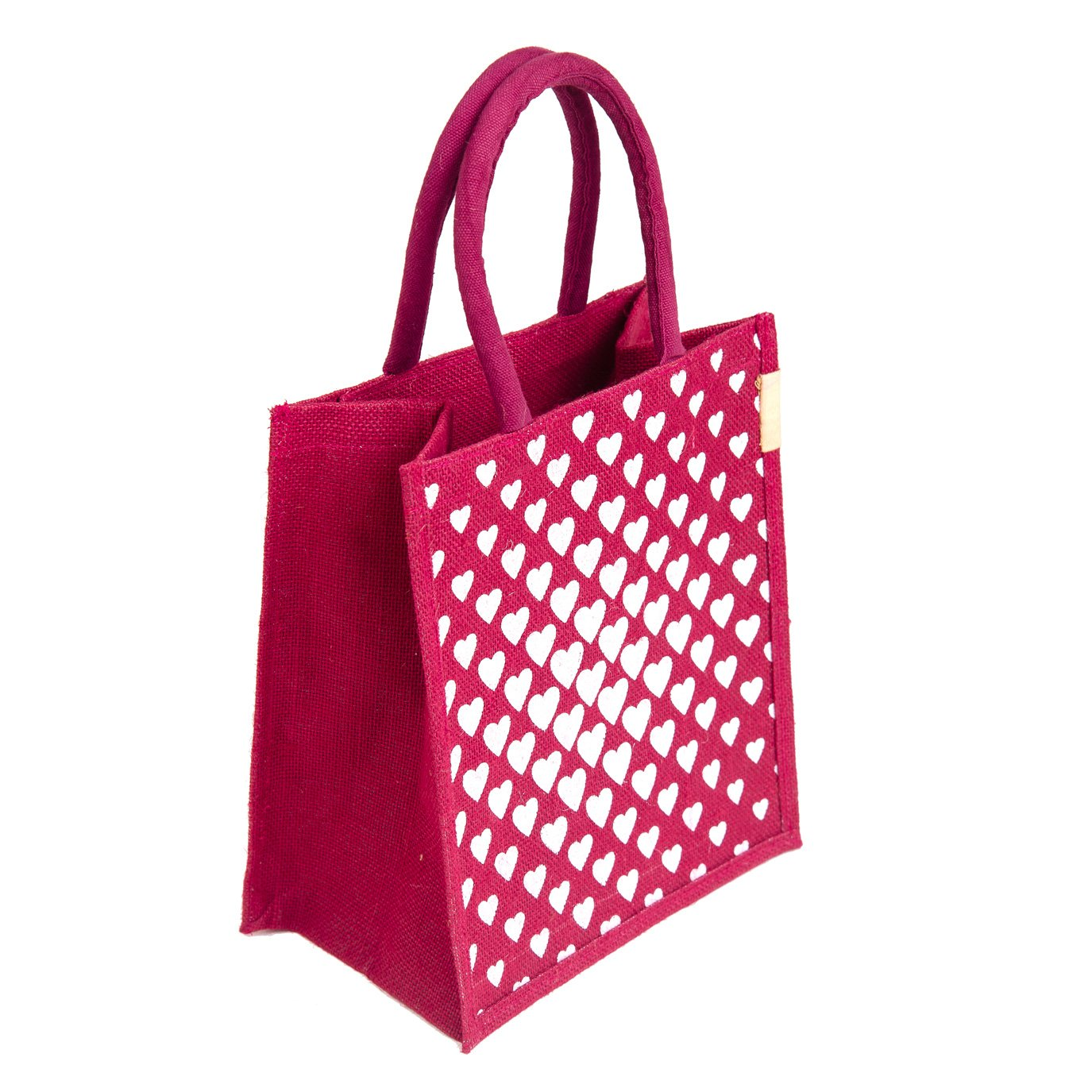2126bb96e5ca H B Men s Jute Bags - Maroon  Amazon.in  Bags
