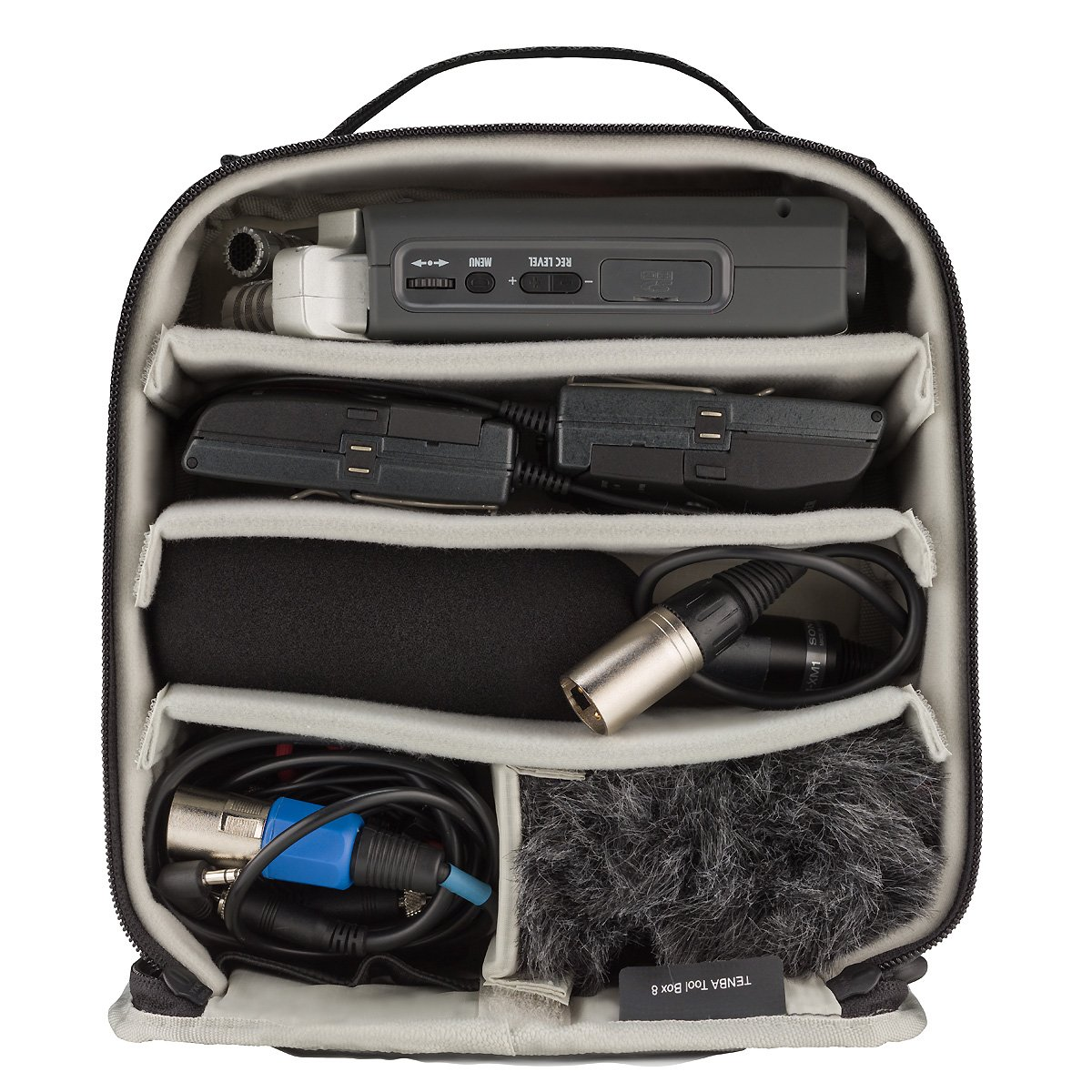 Grey Tenba Tools Box 8 for Camera