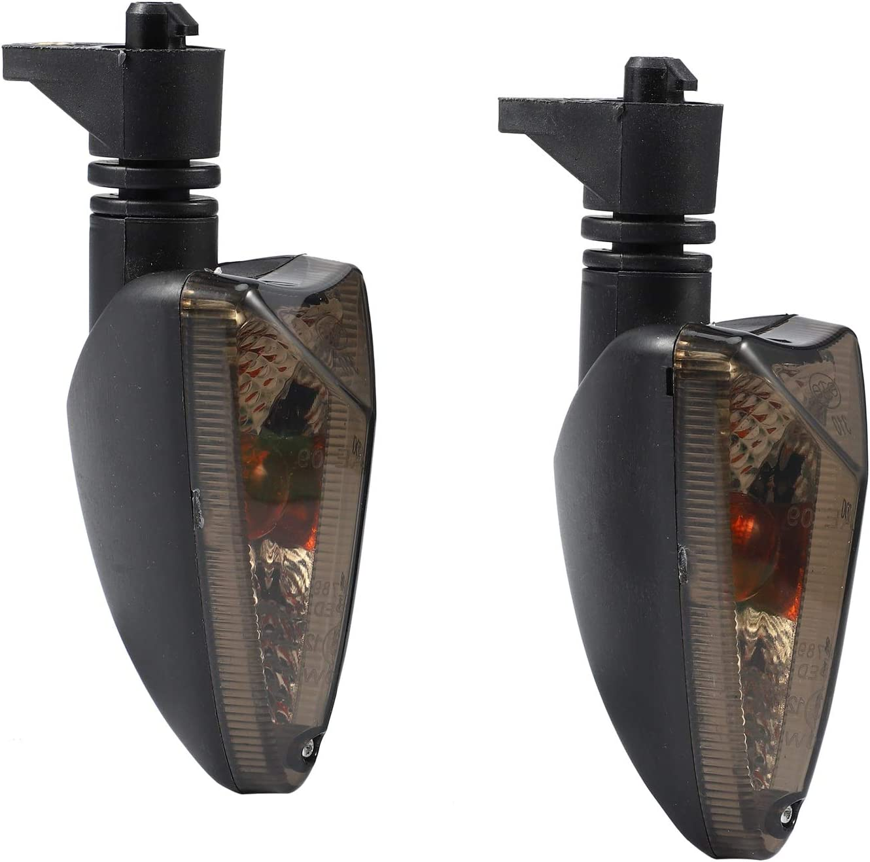 Fanuse per Triumph Tiger 800 XC 2011-2015 Tiger 1050 Accessori Moto Lampeggiatore Anteriore//Posteriore Indicatore Luminoso di Direzione