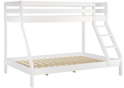 Etagenbett Denise : Erst holz weißes doppel etagenbett und kiefer
