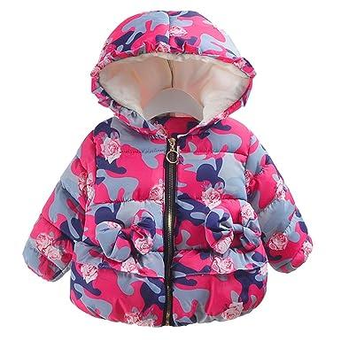 110b546250f7 Amazon.com  Toddler Baby Kids Girls Boys Camouflage Bowknot Ruffle ...