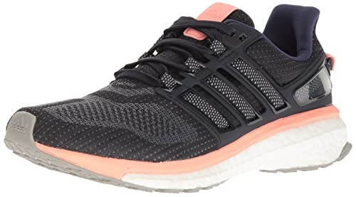 best sneakers 4307a a82b1 adidas Women s Energy Boost 3 W Running Shoe Midnight Mid Grey Still Breeze  F, 6