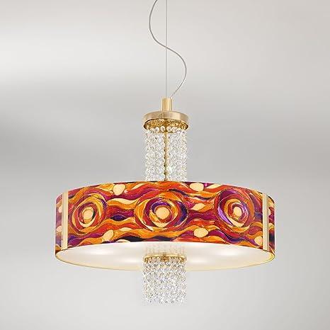 Kolarz exclusiva lámpara colgante (Profundidad: 2 m max, de ...