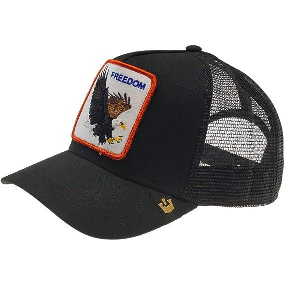 Hat Goorin Bros Freedom U Nero  Amazon.it  Abbigliamento fd9a78158758