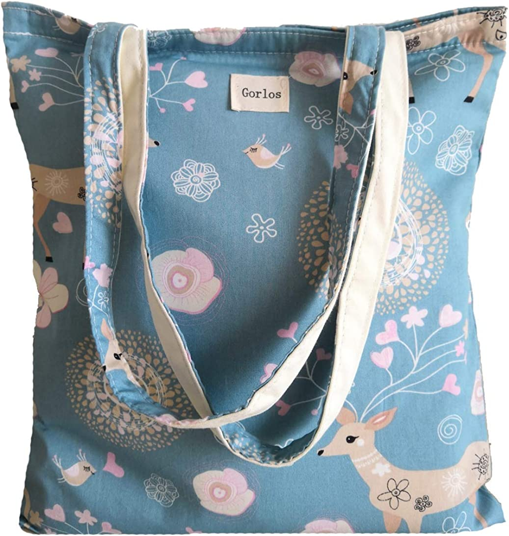 Book Tote Bag canvas tote bag Cotton Tote Shopping Bag Shoulder Bags Eco-Friendly Reusable