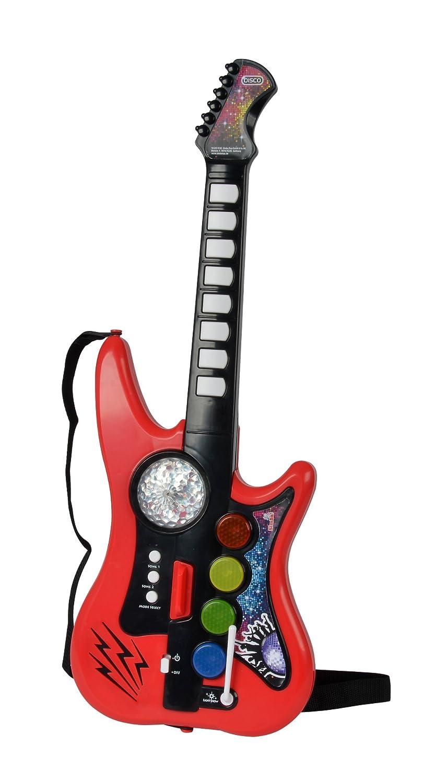 Simba 106834102 - Guitarra My Music World - Disco: Amazon.es: Juguetes y juegos