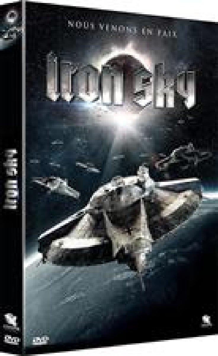 Iron Sky [Francia] [DVD]: Amazon.es: Julia Dietze, Christopher Kirby, Götz Otto, Udo Kier, Peta Sergeant, Stephanie Paul, Timo Vuorensola: Cine y Series TV