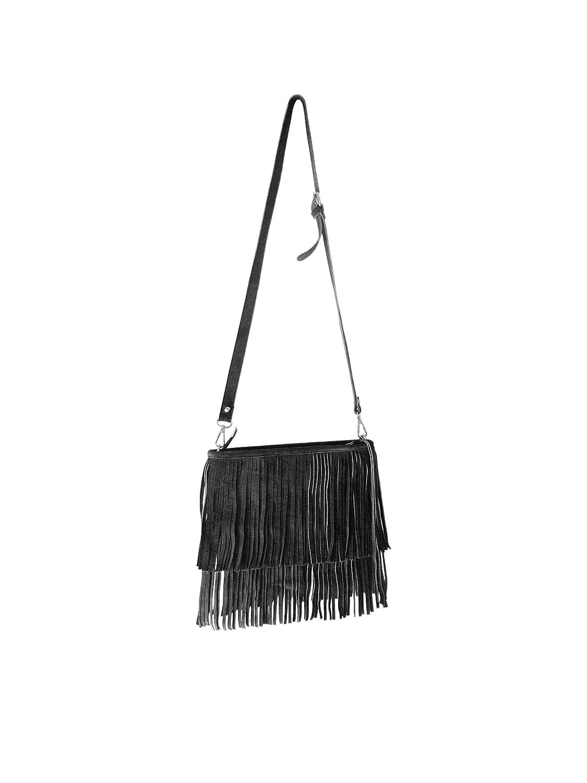 Laurianda Genuine Leather Cross-Body Handbag