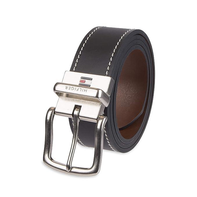 Tommy Hilfiger - Cinturón reversible para hombre  Amazon.com.mx ... fbd341454ee5
