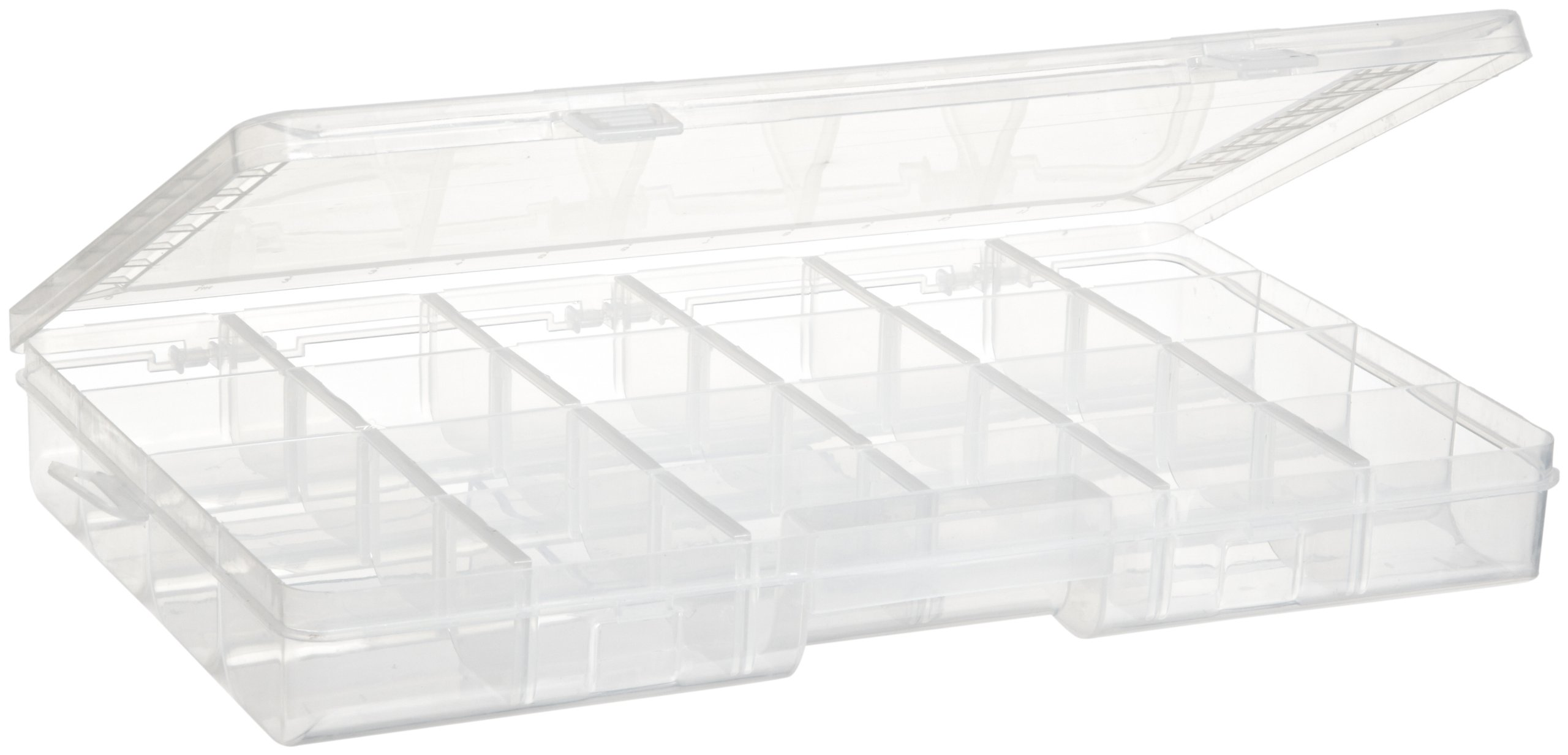 Morris Products 53456 Plastic Tray, 14.1'' x 9.1'' x 1.9'' Size