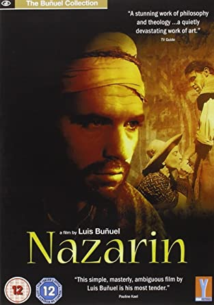 111b940d970 Nazarin [DVD]: Amazon.co.uk: Marga López, Francisco Rabal, Rita ...