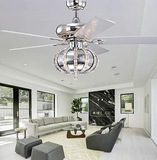 3-lights 52 inch Ceiling Fan
