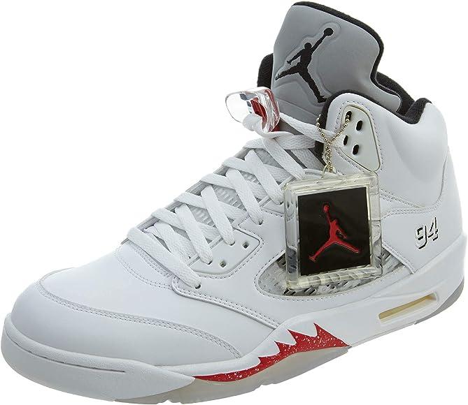Amazon.com | Air Jordan 5 Retro Supreme
