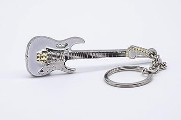 Llavero clásico de guitarra de metal macizo – Ibanez JEM 7 Steve Vai Signature Model