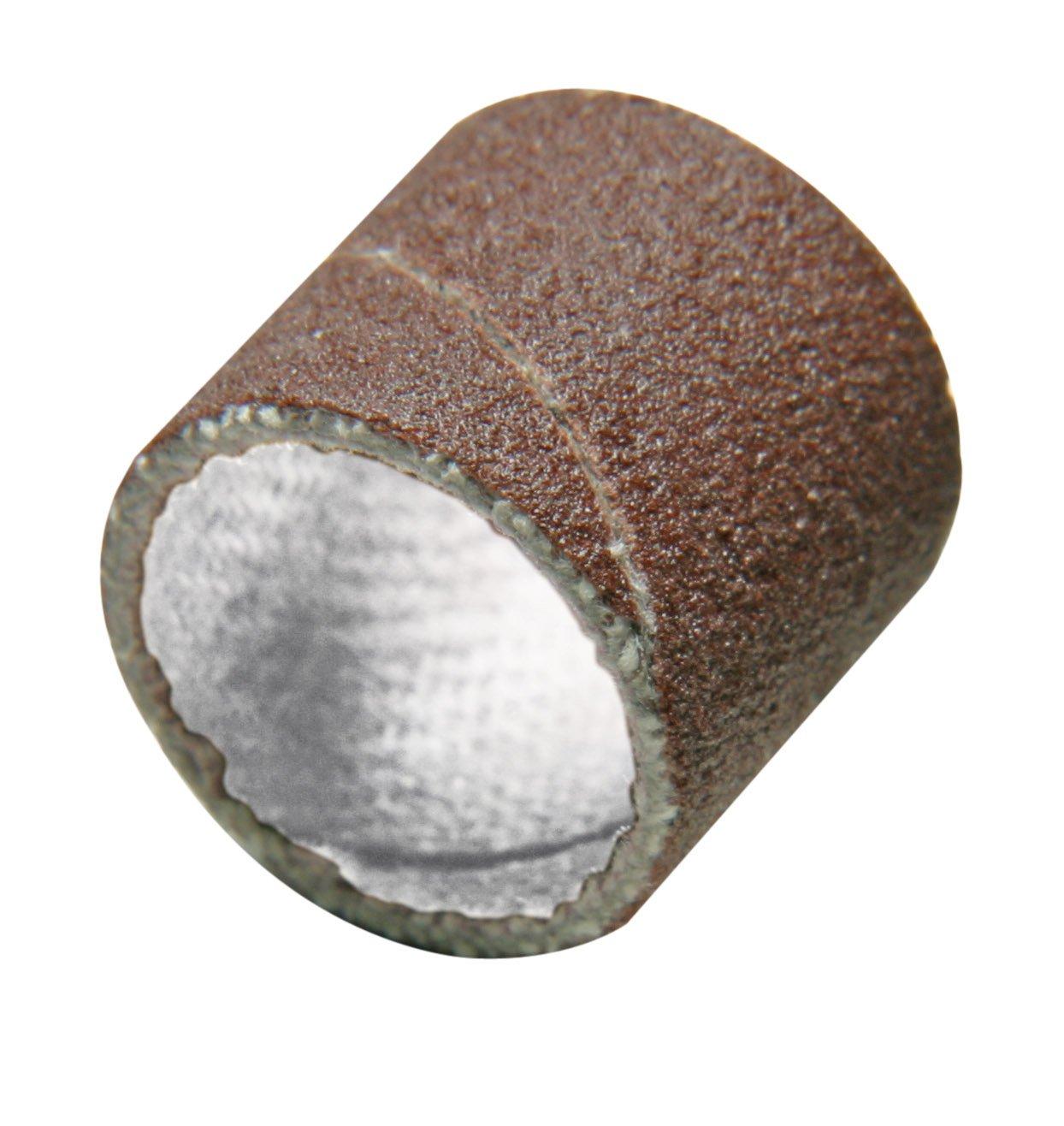 """Dremel 446 1/4"""" 240 grit sanding bands, 6 Pack"""
