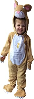 The Gruffalou0027s Little Mouse Costume (3-5 years)  sc 1 st  Amazon UK & Charlie Crow Brown Mouse Costume for kids 4-6 Years: Amazon.co.uk ...