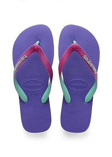 17b19552c960 Havaianas Unisex Adults  Top Mix Flip Flops
