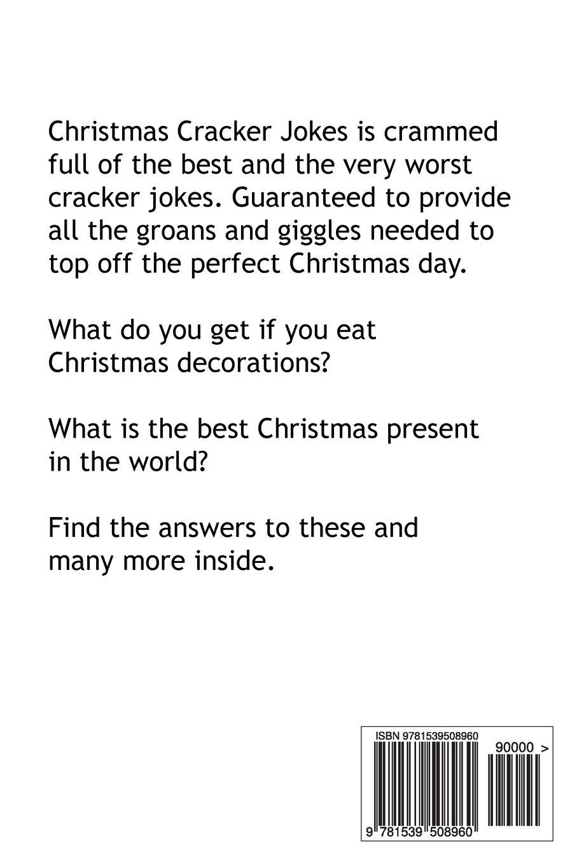 Christmas Cracker Jokes.Christmas Cracker Jokes Amazon Co Uk John Jester