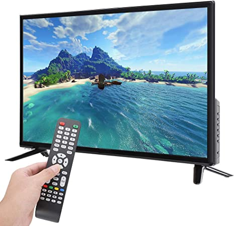 Wandisy Televisor LCD HD 1080P de 43 Pulgadas, TV de Pantalla ...