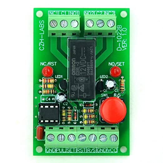 AUS STOCK 5V RELAY 1A SPDT TYCO  PCB Mount Non-Latching