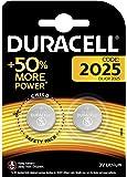 Duracell Specialty Pila de botón de litio 2025, paquete de 2