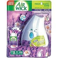 Air Wick Air Freshener Freshmatic Compact Gadget + Lavender & Camomile 24ml