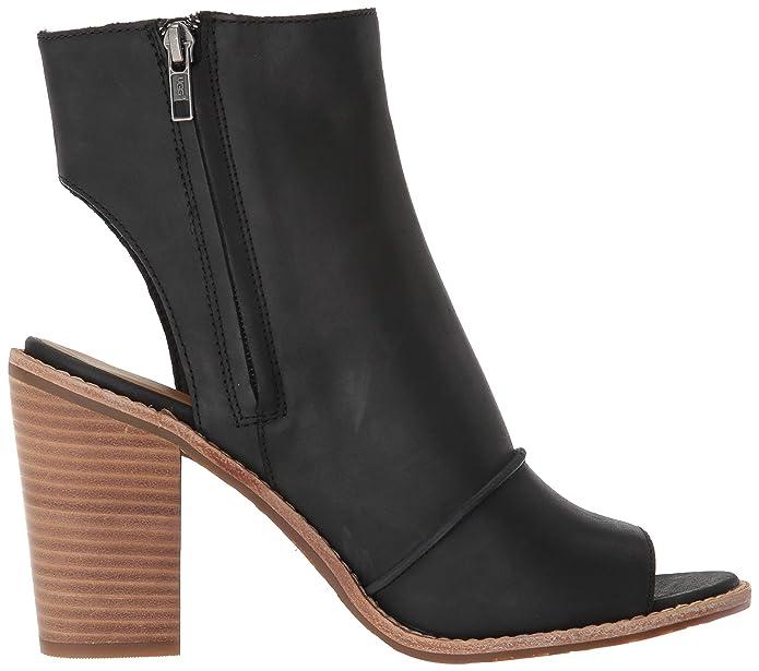 7067a4808e0 UGG Women's W Valencia Peep Toe Heeled Sandal