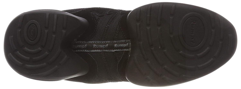 Rumpf Scooter Sneaker Chaussure de Danse Noir